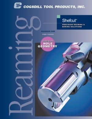 Shefcut Reaming Tools Catalog