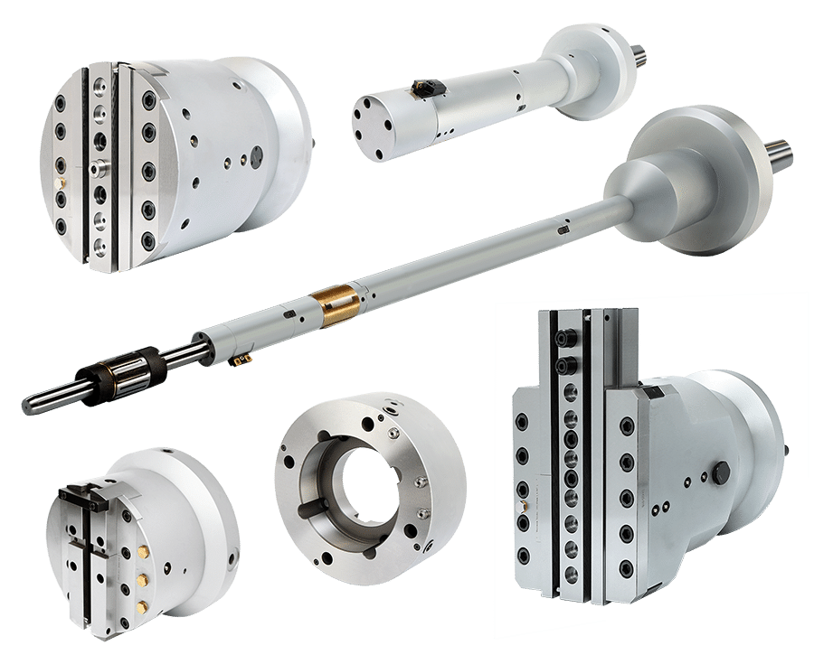 Cabezas de contorno ZX y herramienta de mandrinado modular Gama de productos de Cogsdill