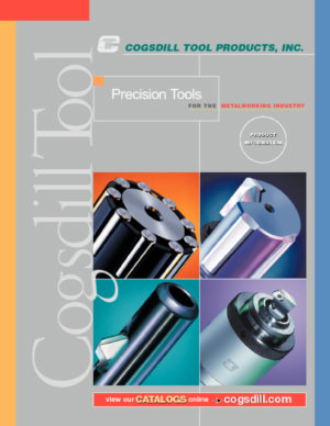 Cogsdill Cutting Tools Products Full Brochure