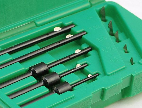 Burrway Kit ébavurage boîte à outils par Cogsdill
