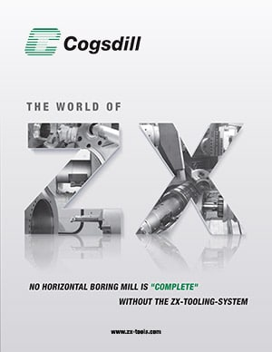 ZX Tooling System Catalogue 2017 Cover