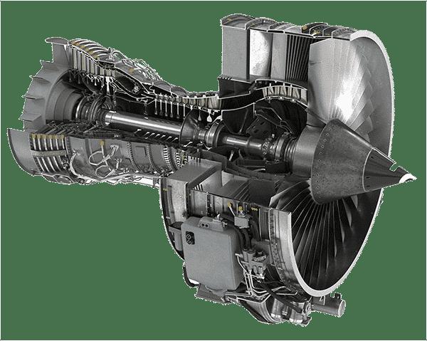 jet-engine turbine