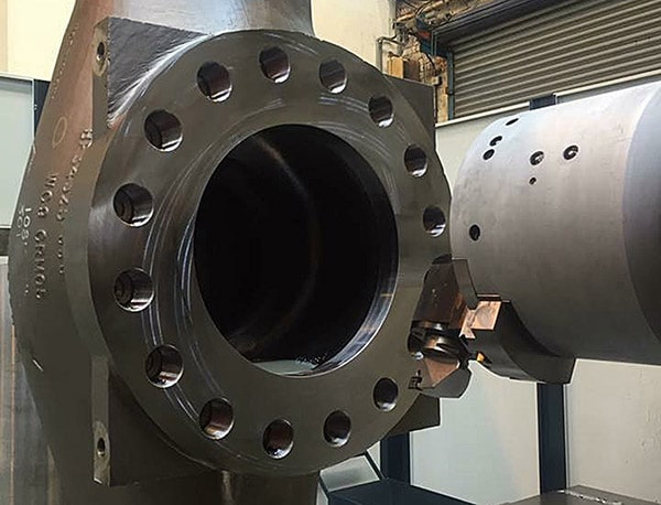 boring valve body