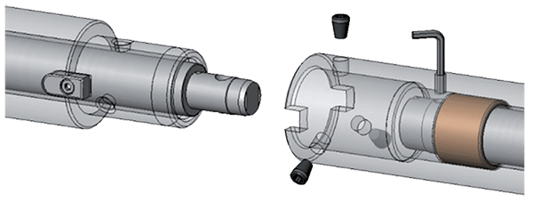 extension coupling