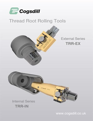 Thread Root Rolling Tools