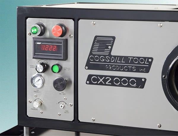 CX2000 front closeup