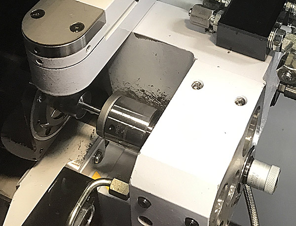 Micro series external lathe