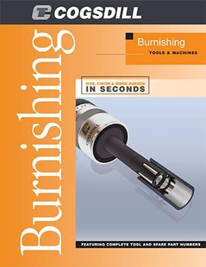 Cogsdill Burnishing Catalogue