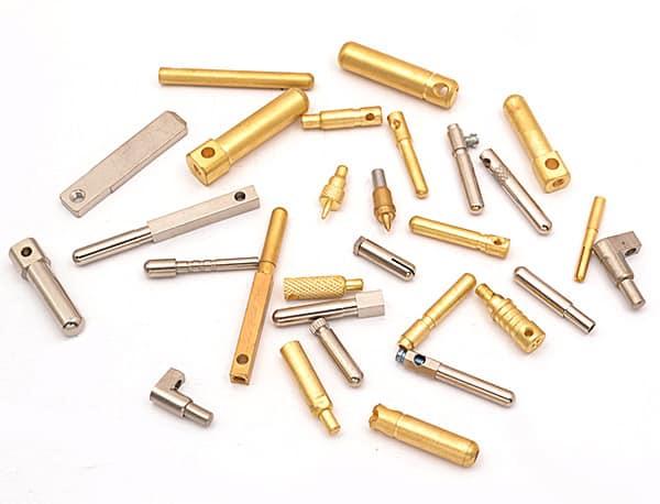 Micro Burraway Brass Pins