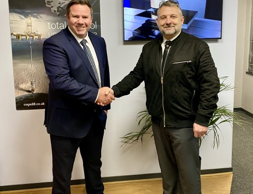Tony West Appointed Operations Manager UK