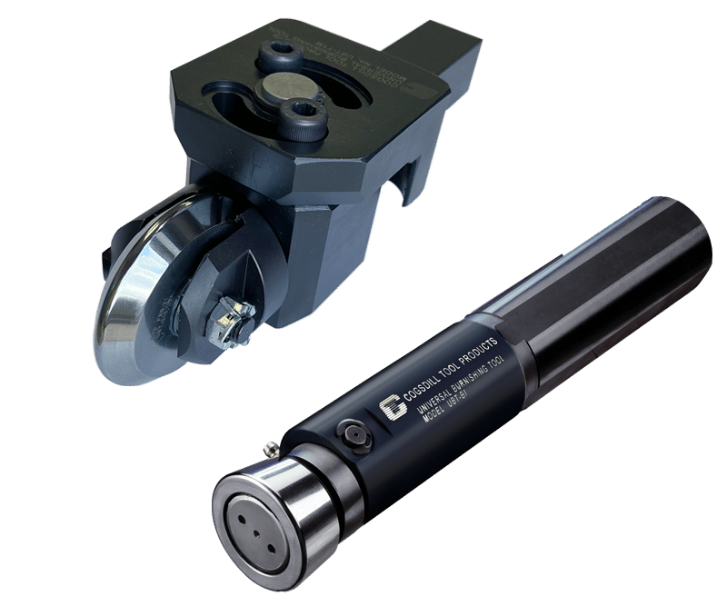 Universal Roller Burnishing Tools UBT-T & UBT-B by Cogsdill